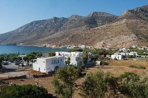View from Hotel Kamari