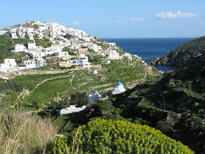 Views of Sifnos