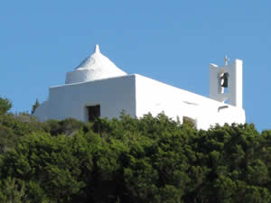 Churches in Sifnos
