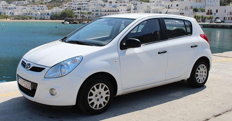 Sifnos Cars