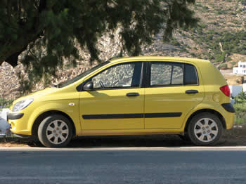 Sifnos Travel Car Hire